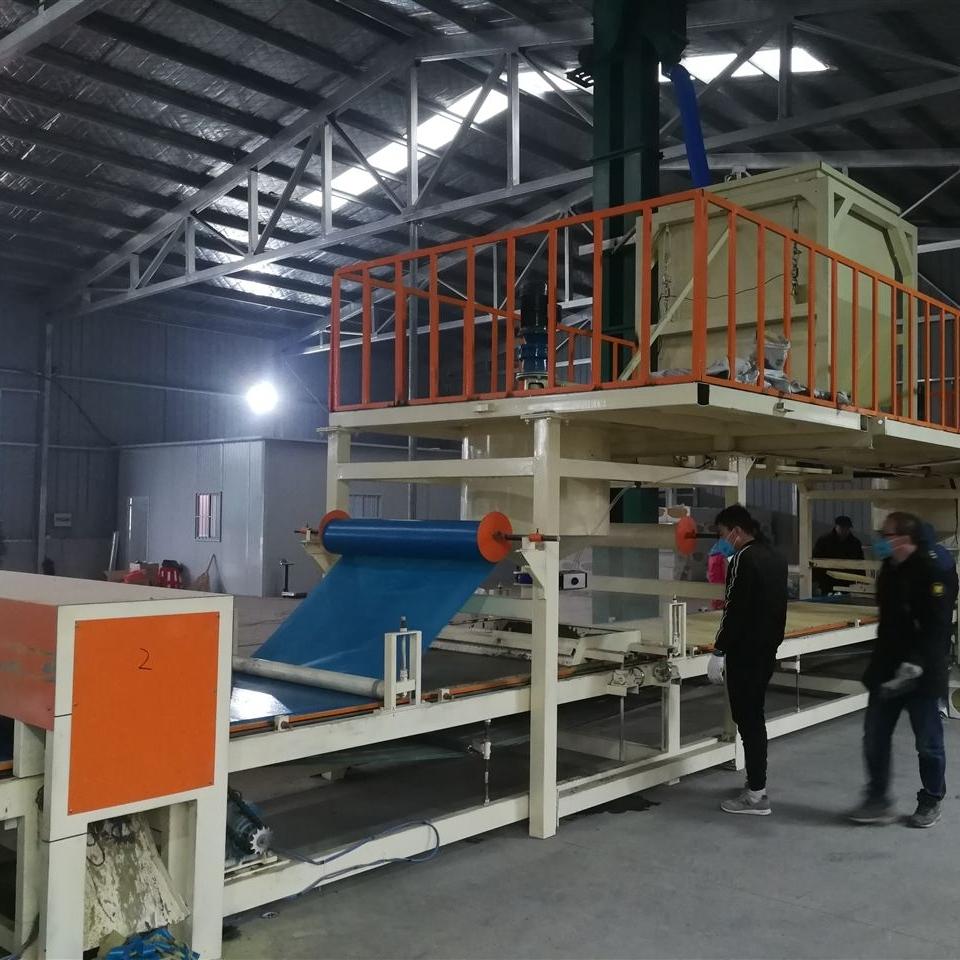 岩棉板复合保温板设备设备生产价格