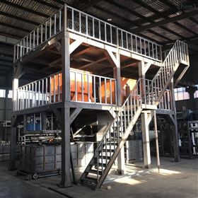 KL-55厂家防火保温板模箱式匀质板机械设备