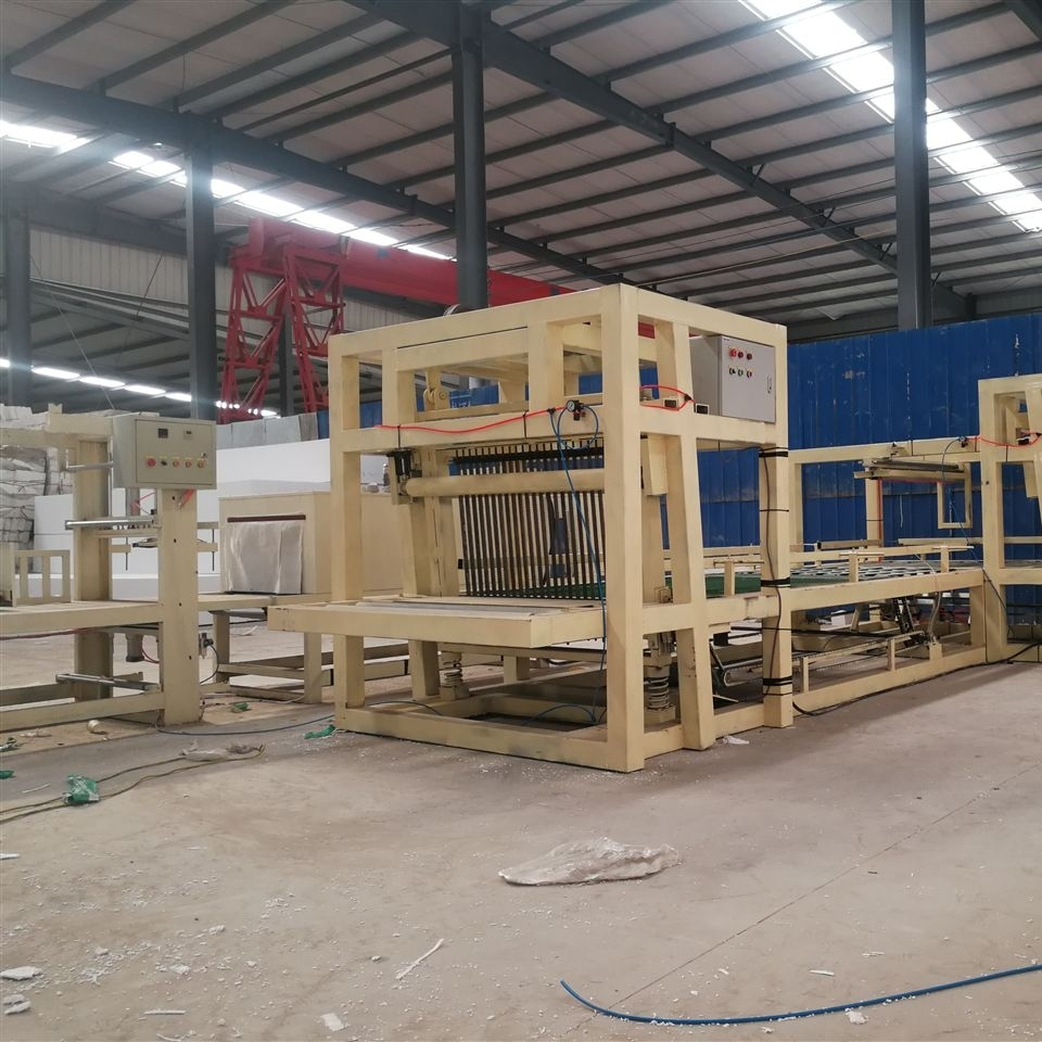 高配无机渗透匀质板复合板设备生产线