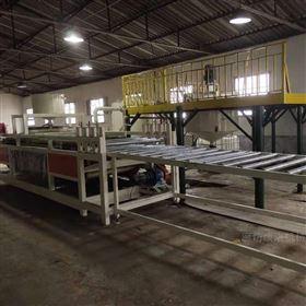 KL-58聚苯硅质水泥硅质板设备工作原理