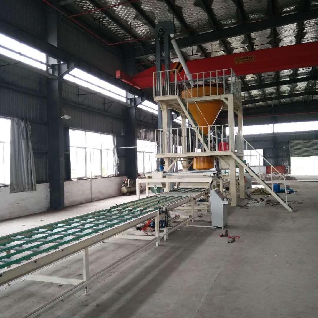 大型A级岩棉板保温板岩棉防火板生产设备