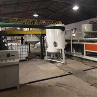 KL-58热固复合聚苯板硅质渗透保温板设备生产程序