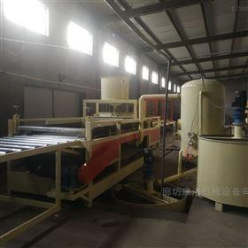 KL-58渗透硅质板A级生产设备开发使用步骤