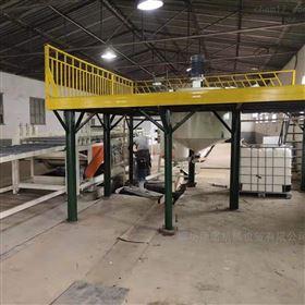KL-58改性渗透硅岩建筑板设备销售成型设备