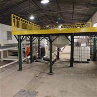 KL-58硅质水泥建筑保温板设备生产顺序