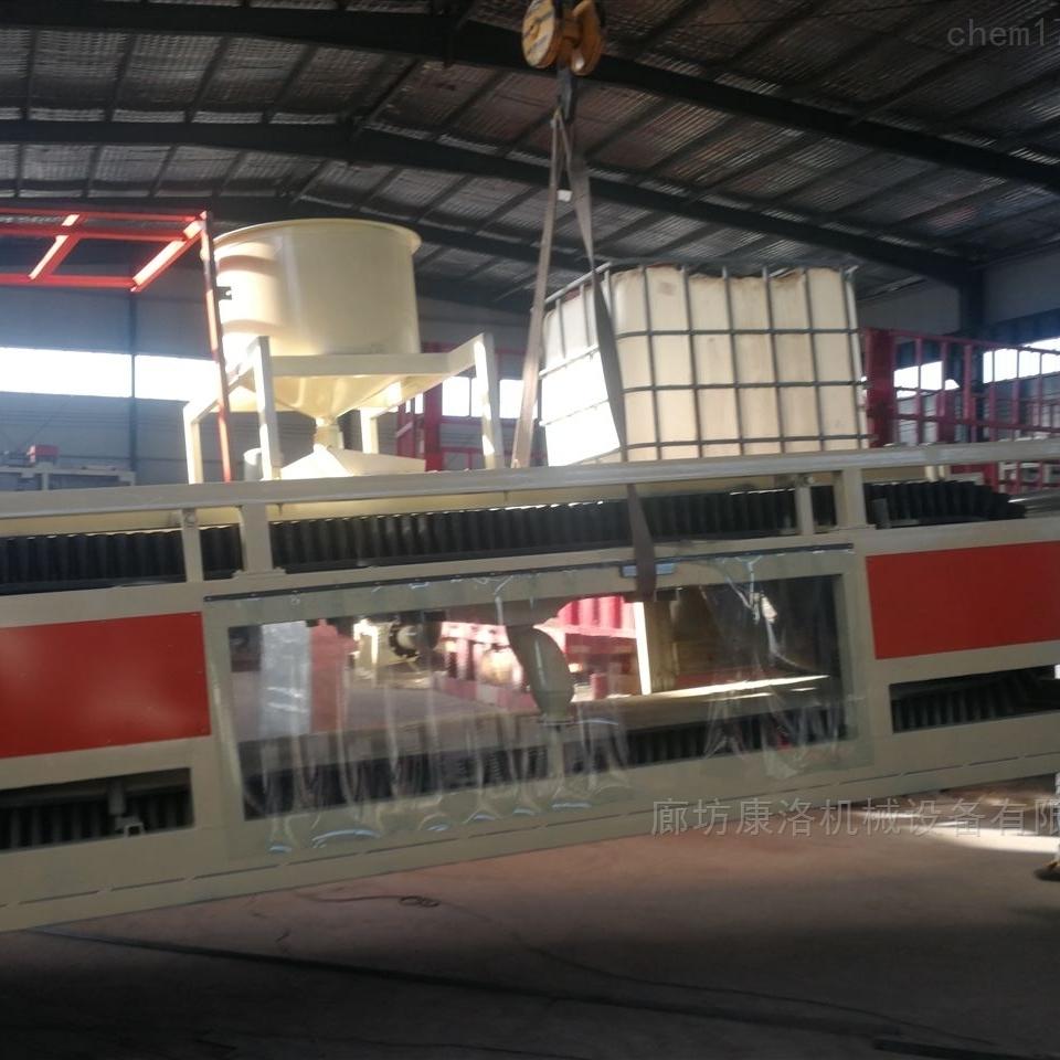 聚合聚苯板设备A及硅质板生产设备厂家