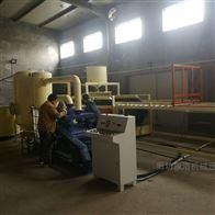 KL-58硅质阻燃板销售设备厂家及硅岩水泥板设备