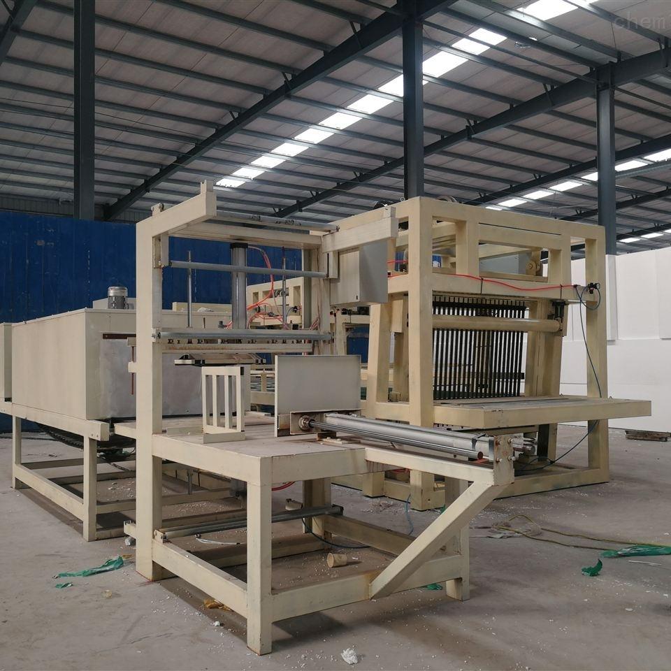 水泥颗粒板设备改性匀质板生产线