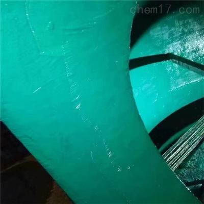 污水池玻璃鳞片胶泥有哪些使用优势