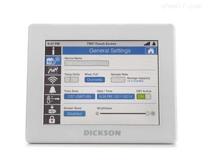 TWPPOE,WIFI/Ethernet觸摸屏溫度記錄儀 TWP