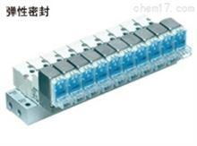 先导式3通日本SMC方向控制元件电磁阀