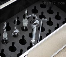SP-DKBBCYX多孔玻板采样箱 铝合金手提箱 试剂瓶箱