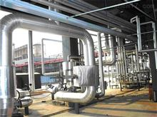 蒸汽管道铁皮保温施工铁皮管道保温安装标准