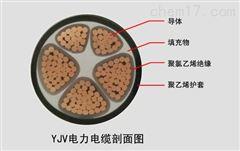YJV-4*25+1*16电力电缆生产厂家