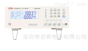 优利德UTR2811DLCR数字电桥