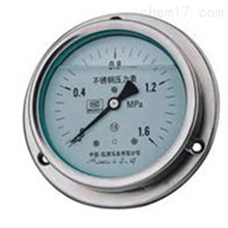 不锈钢压力表Y-150BF/Y-100BF