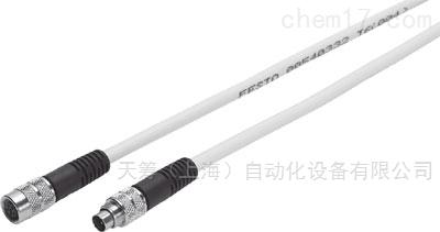 FESTO连接电缆KVI-CP-3-GS-GD-5