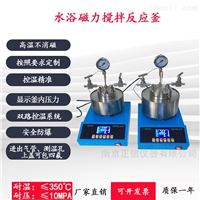 PSF水浴油浴磁力搅拌不锈钢高压反应釜