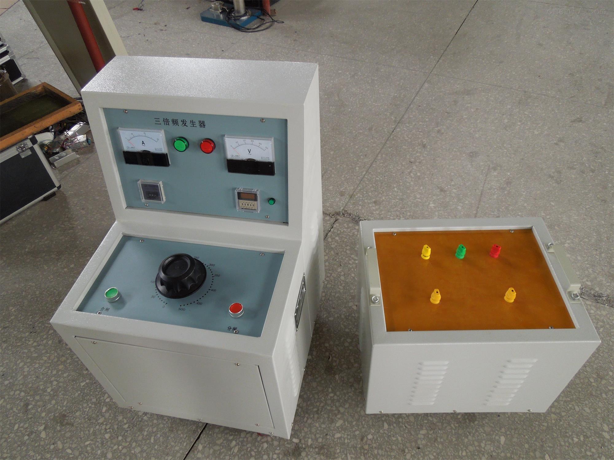 5KVA/360V150HZ三倍频感应耐压试验装置