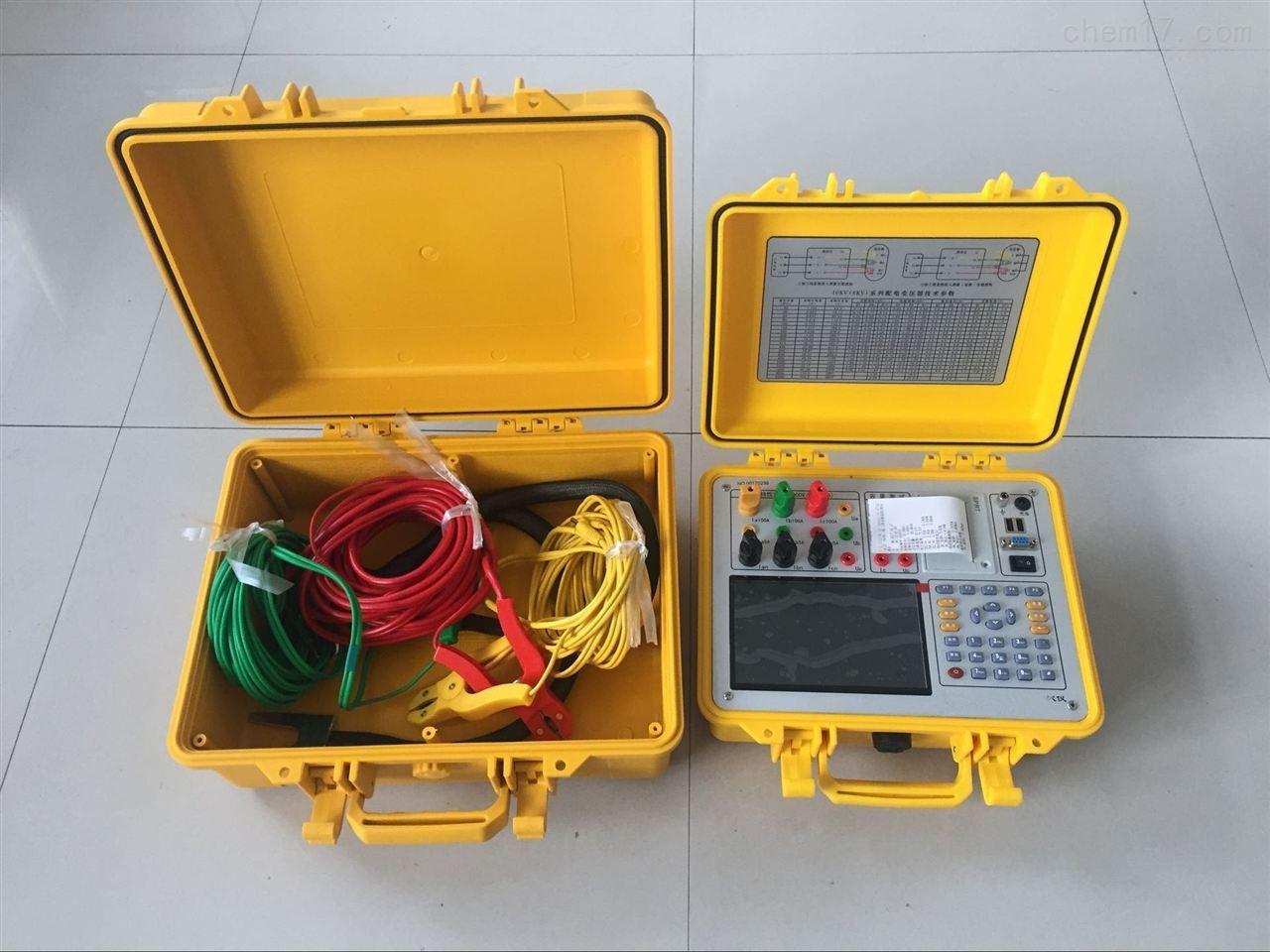 10A变压器容量特性测试仪