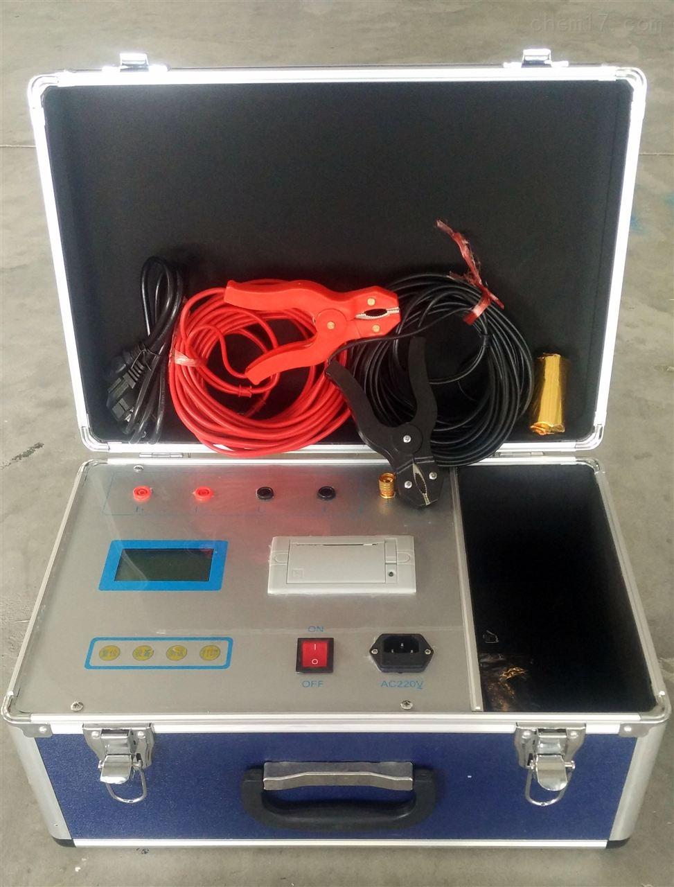 高效率接地引下线导通电阻测试仪