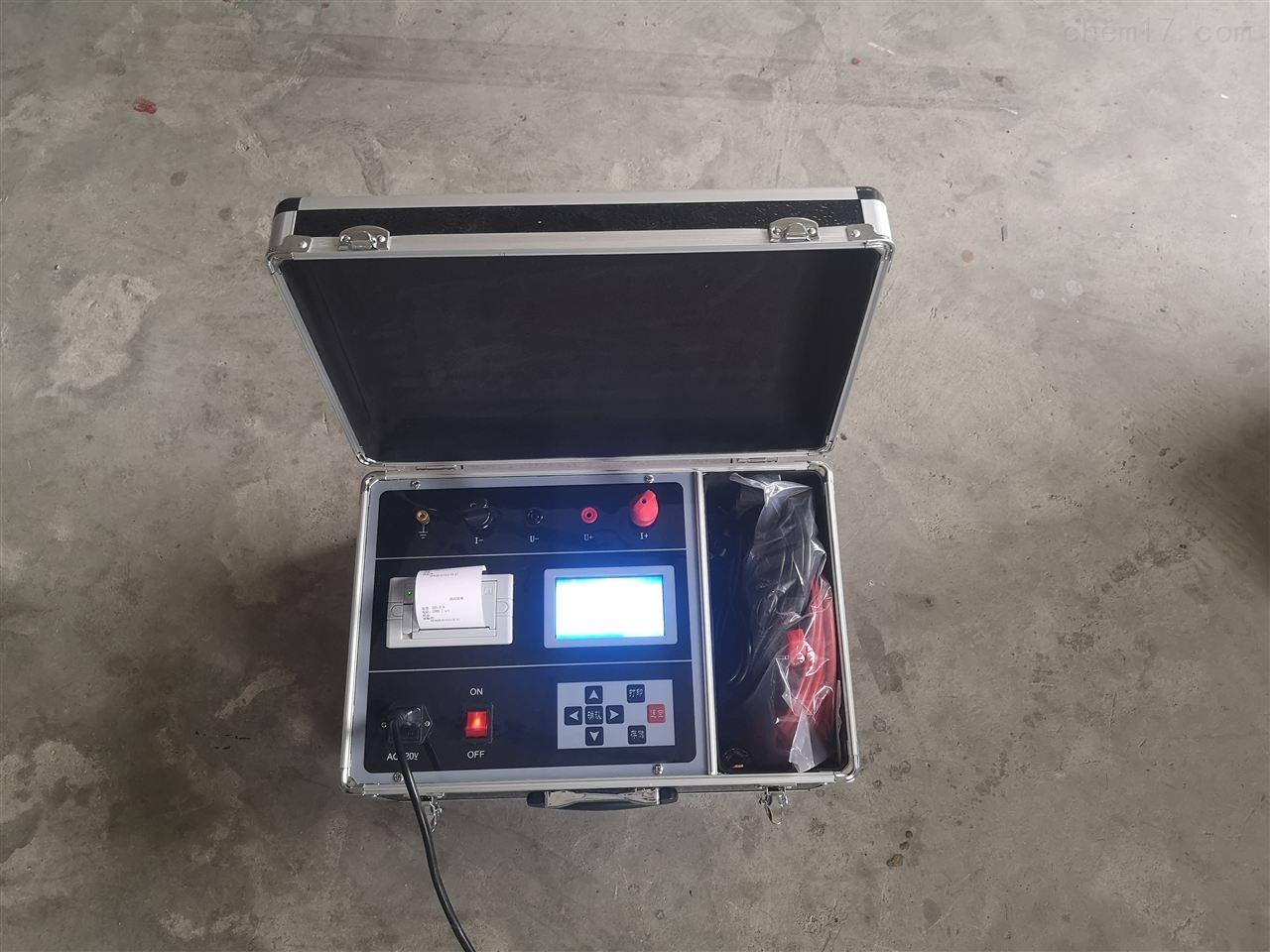 携带型回路电阻测试仪