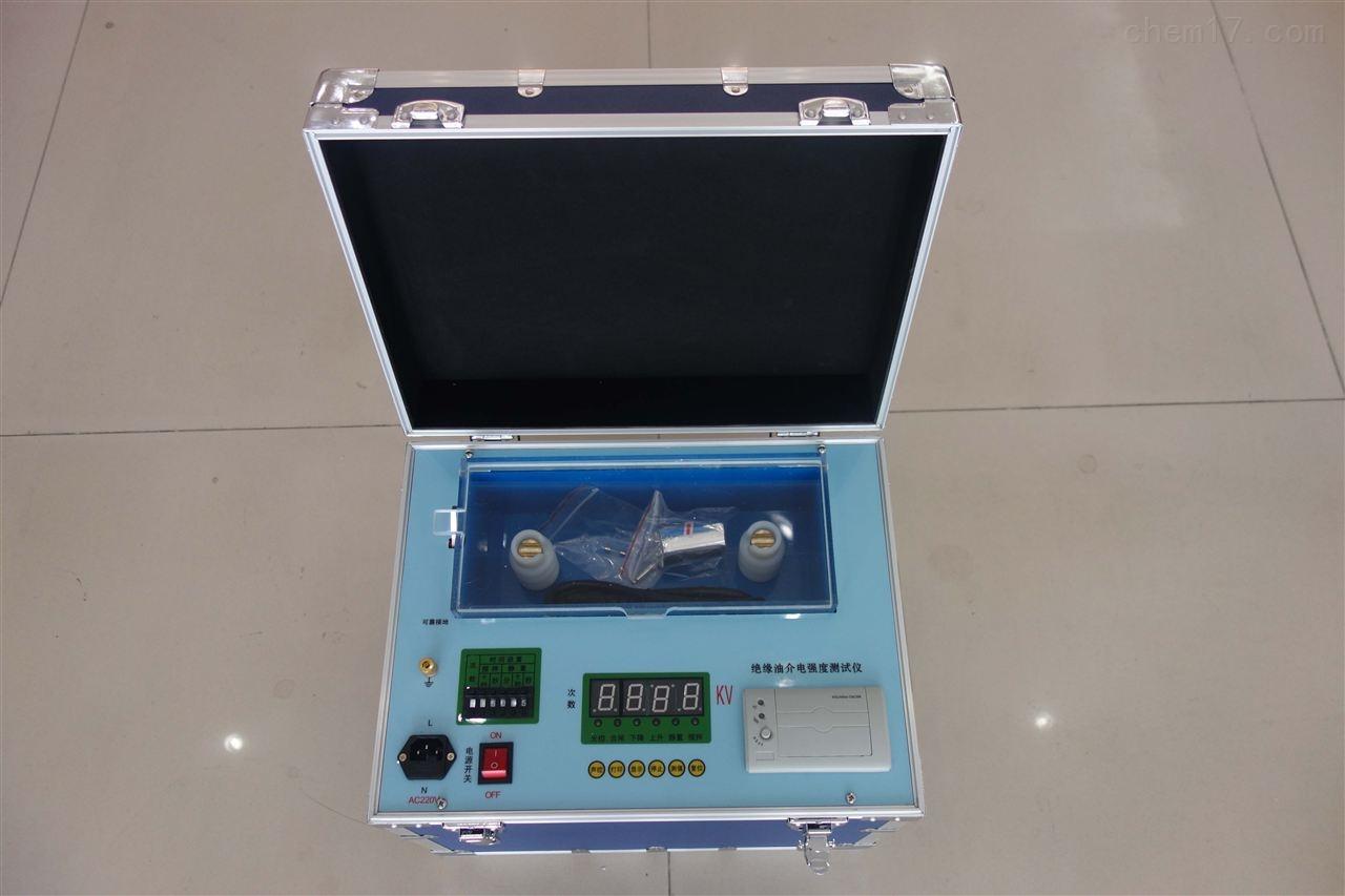 ZIJJ-60KV绝缘油耐压测试仪