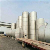 CY-01 二手保温不锈钢储罐适用领域