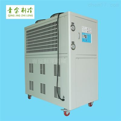 QX-6A食品用速冷风冷式冷水机