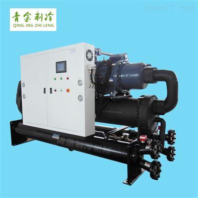 QX-350WS水冷满液式空调冷水机