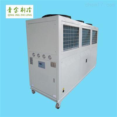 QX-10A風冷式冷水機真空鍍膜循環冷卻機組