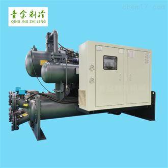 QX-590WS搅拌站速冷螺杆冷水机