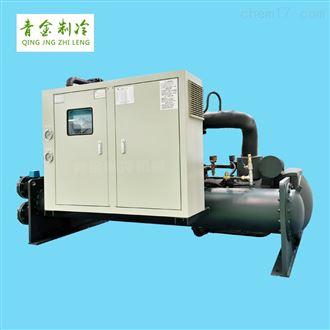 QX-300WS水冷空调降膜式满液冷水机