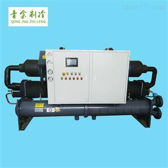 QX-570WS配套混凝土水冷式冷水机