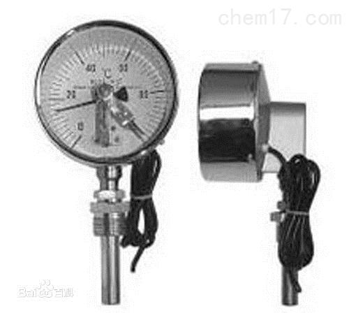 电接点双金属温度计参数