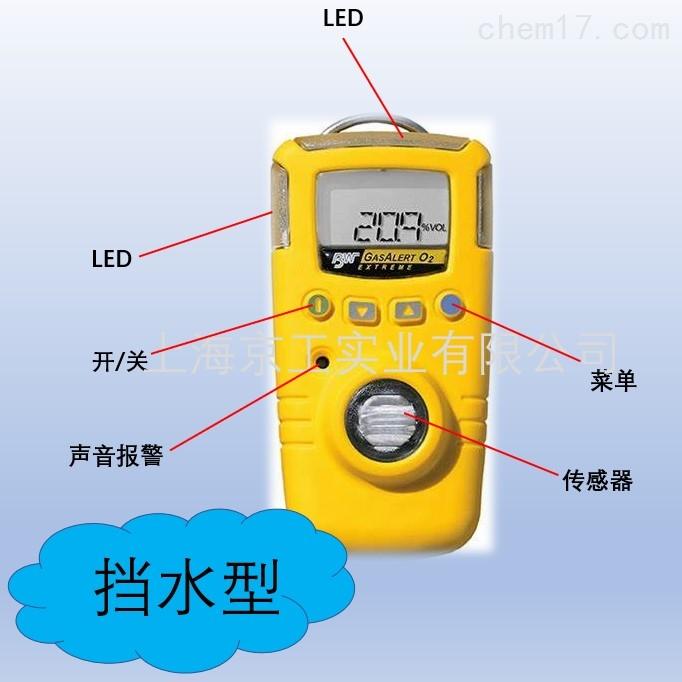 BW便携式单一氧气探测器