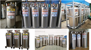 查特杜瓦瓶 MVE自增压液氮罐 180MP 180HP