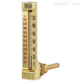 32型德国WIKA威卡玻璃管温度计