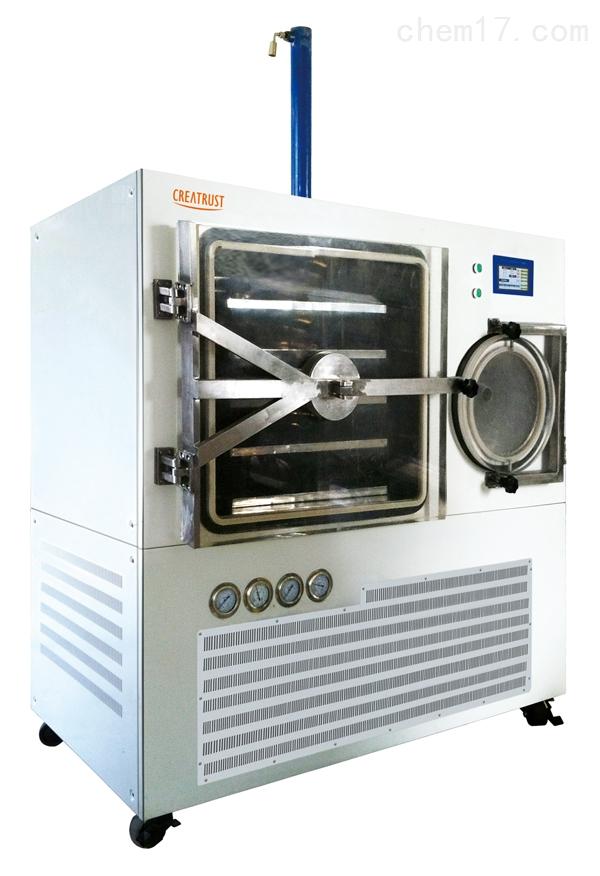 永合创信中式系列冷冻干燥机国产中试冻干机