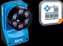 V2D631P-2MISCB8S50德国SICK2D 和 3D 解决方案视觉传感器