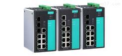 EDS-510A 系列中国台湾MOXA7+3G口千兆冗余工业以太网交换机