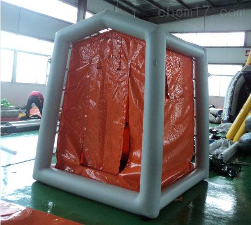BJFH-核辐射应急单人洗消帐篷