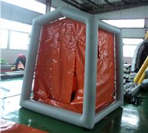 BJFH核辐射应急单人洗消帐篷