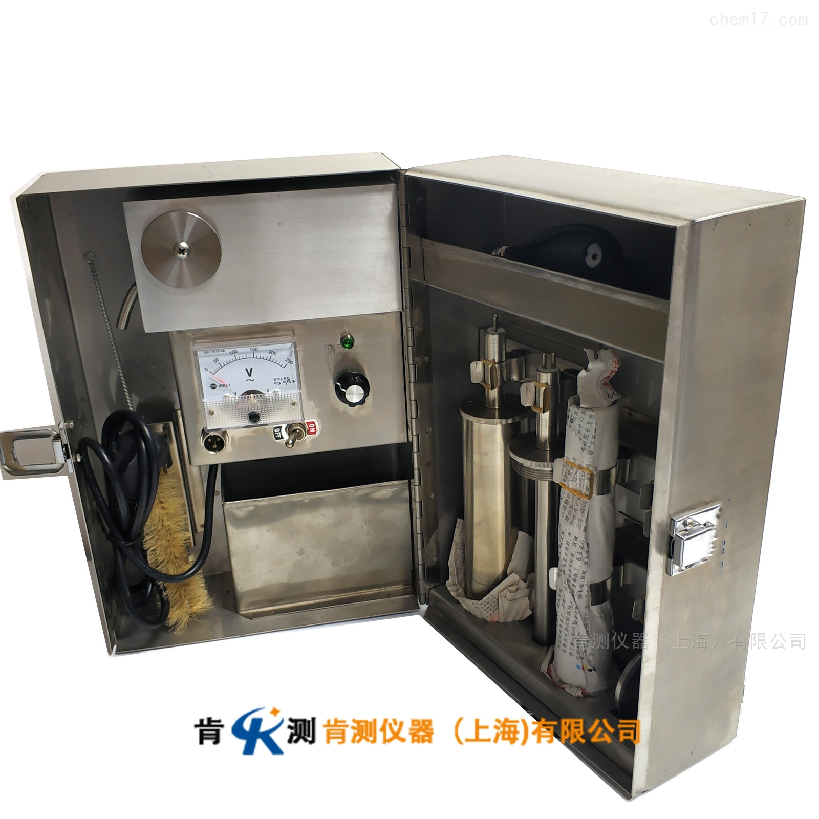 钻井液油水固相含量分离装置