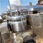 1000回收设备二手真空乳化均质搅拌机 乳化机