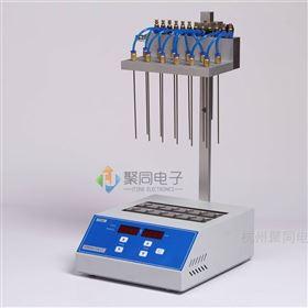 JTN200广西可视氮气吹扫仪干式加热