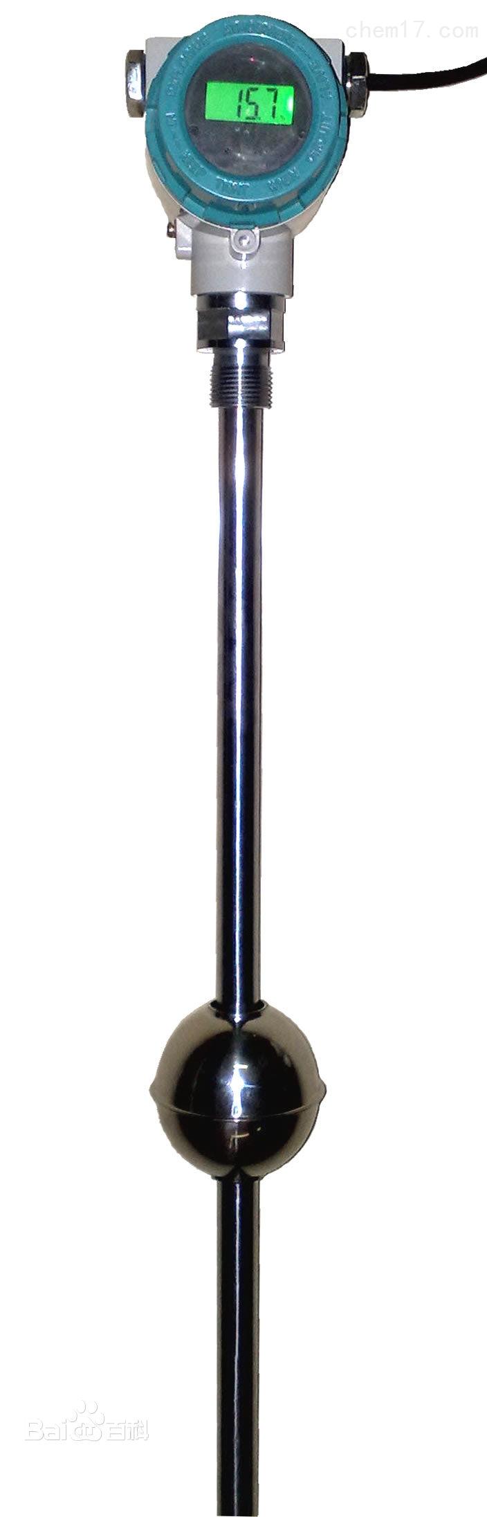 高精度磁致伸缩液位计