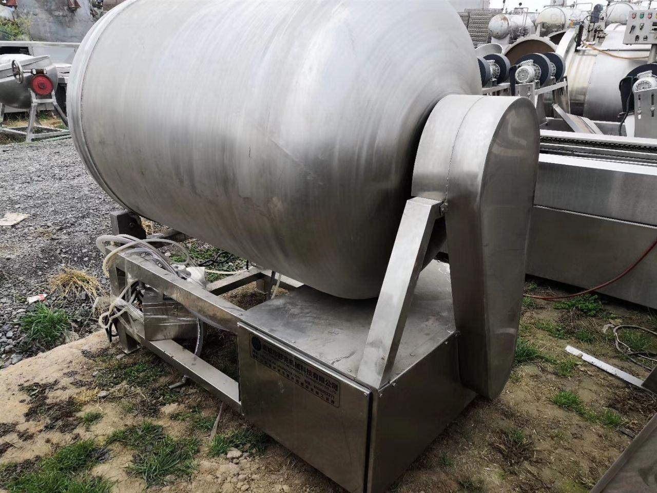 回收二手600L滚揉机价格肉制品加工设备