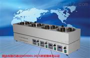 SHJ-4D(單排)4孔異步數顯恒溫水浴磁力攪拌器