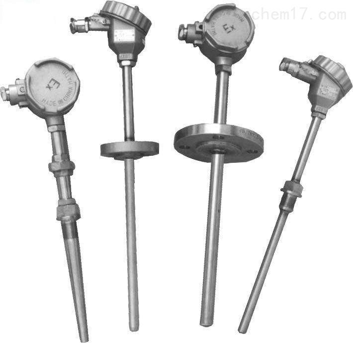 WZPK-573SA铠装铂电阻